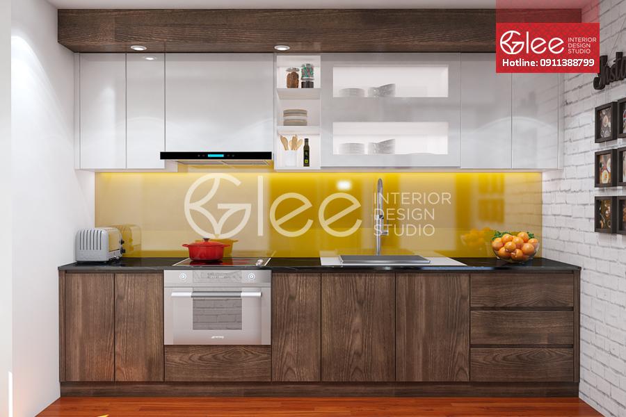 tủ bếp hiện đại, tu bep hien dai